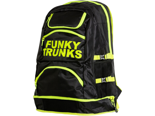 Funky Trunks Elite Squad Backpack Night Lights